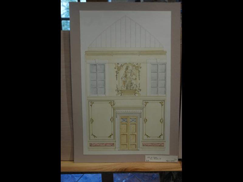 Formation diplomante rentree peintres decor ecole d - Ecole de decoration avignon ...