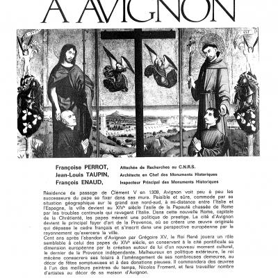Le Roi René à Avignon