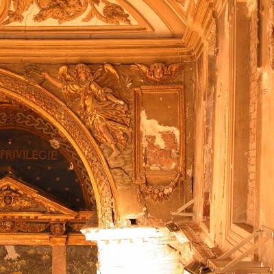 Chapelle de l'Ecole d'Avignon, Maison du Roi René.
