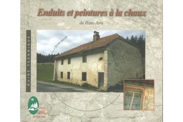 Enduits et peintures à la chaux Du Haut-Jura