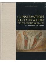 Conservation Restauration des peintures murales