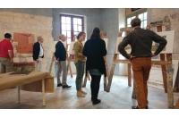 Présentation des projets des Peintres en décor du patrimoine