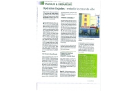 Article Istres Mag n°284 - Opération façades
