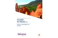 Vaucluse Provence Attractivité - Dossier de presse « L'Ocre »